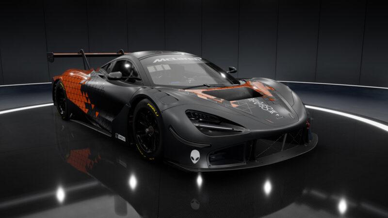 McLaren 720S GT3 (2019)