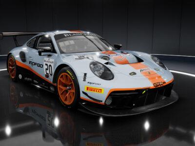 Porsche 911 II GT3 R (2019)